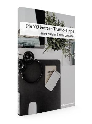 Die 70 besten Traffic-Tipps